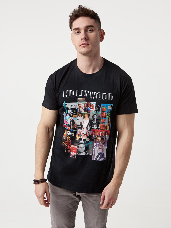 Чоловіча футболка Hollywood