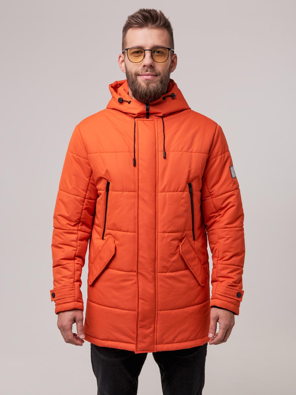 Куртка зимова чоловіча Б6 Оранж