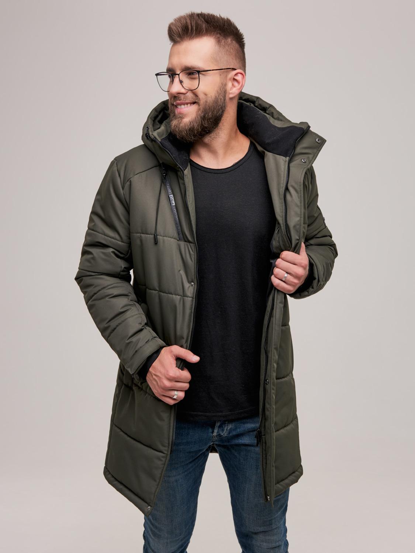 Чоловіча зимова куртка WL-2001 Хакі