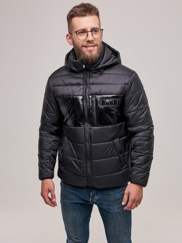 Куртка зимова чоловіча ZK-01  Чорний