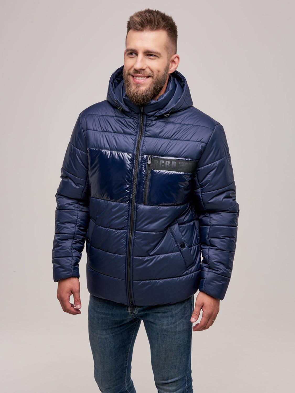Куртка чоловіча зимова ZK-01 Синя