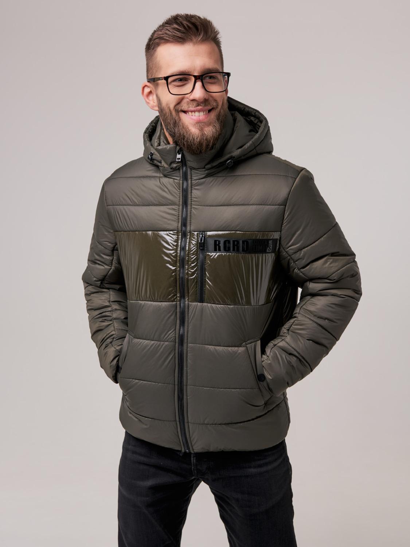 Куртка чоловіча зимова ZK-01 Хакі