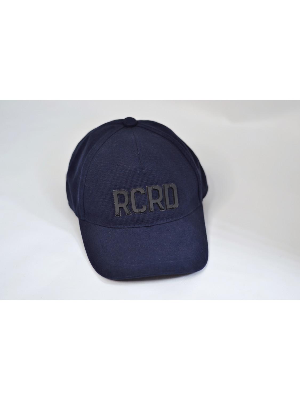 Чоловіча бейсболка в синьому кольорі | RCRD
