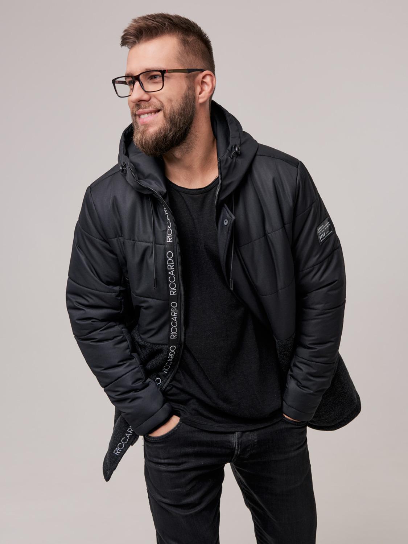 Куртка чоловіча зимова ZD-02 Чорний